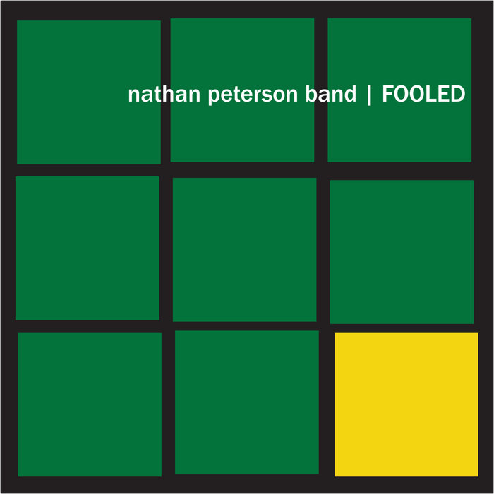 nathan peterson hello industry album cover fooled