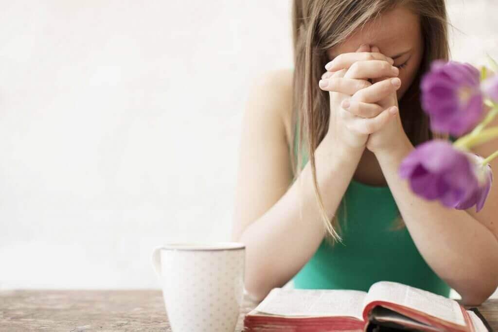 Prayer over Gods Word