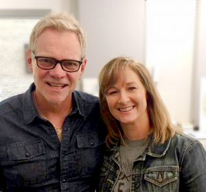 Steven Curtis Chapman with Meridith