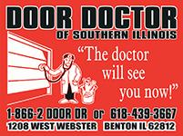 door doctor logo benton
