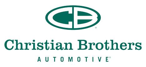 Christian Brothers Automotive logo green text
