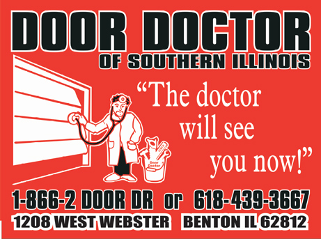 door Doctor of Southern Illinois logo