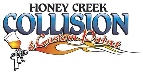 Honeycreek Collision logo
