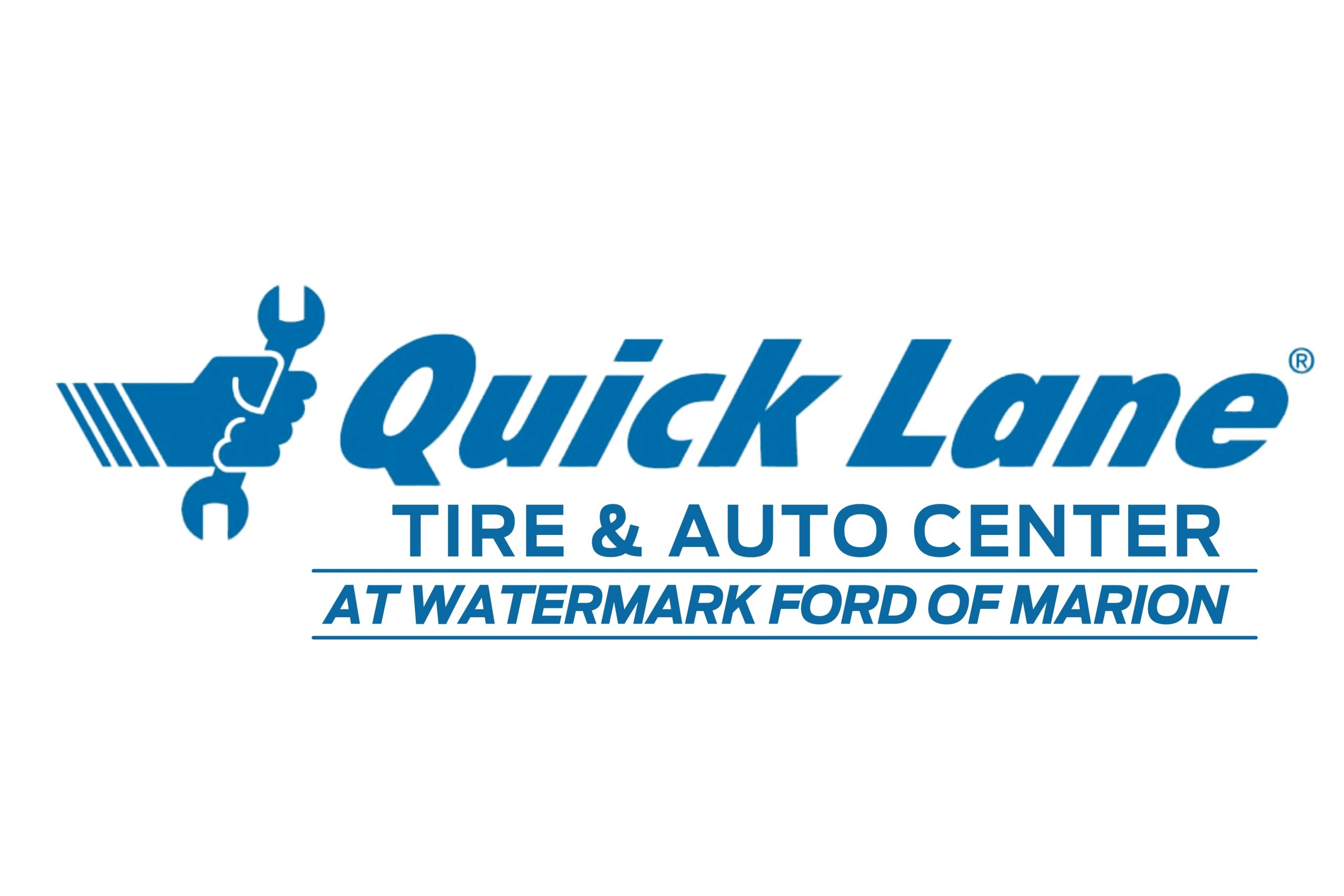 Quick Lane at Watermark Ford of Marion