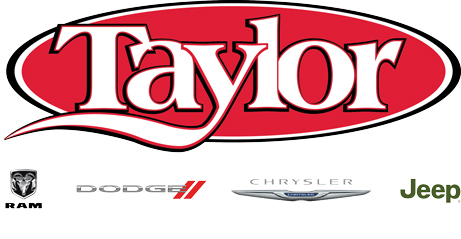 Taylor Chrysler Jeep logo