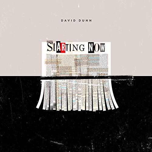 david dunn starting now album cover