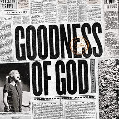 Jenn Johnson - Goodness of God