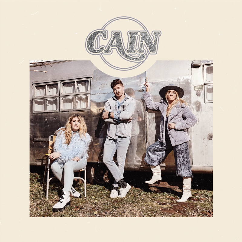 CAIN band members Rise Up Lazarus Single