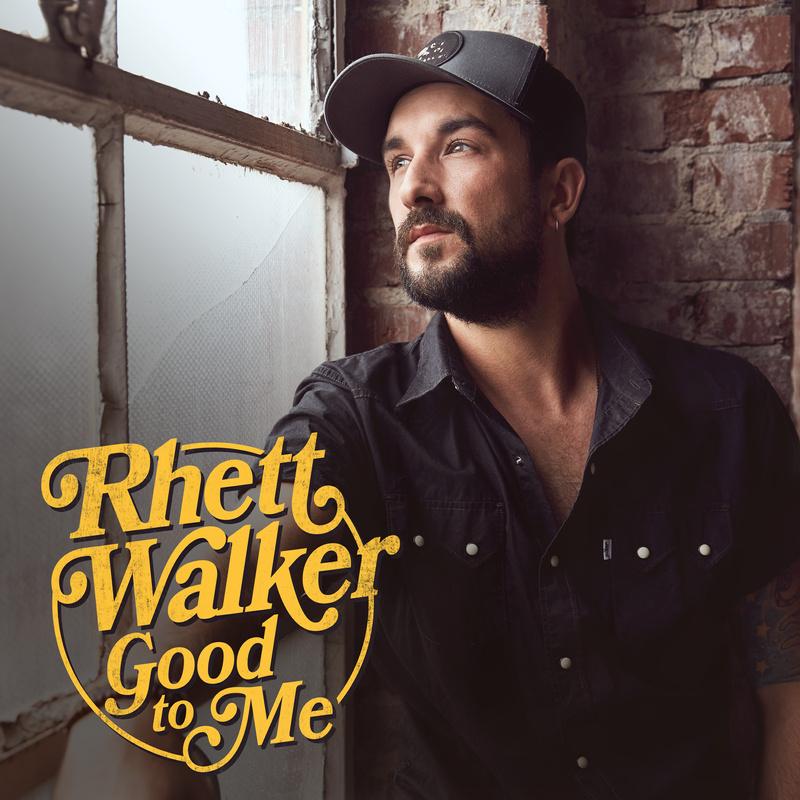 Good to Me Cover Art by Rhett Walker