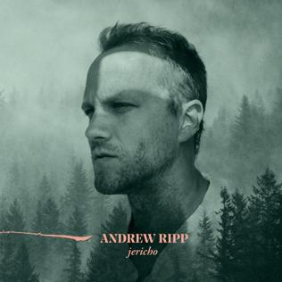 Andrew Ripp photo Jericho album cover