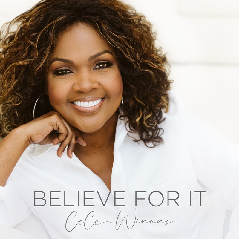 CeCe Winans photo Believe for It Cover
