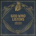 God Who Listens title art with words and owl