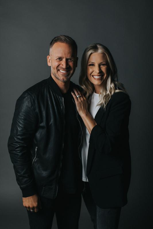 Brian and Jenn Johnson God of Revival