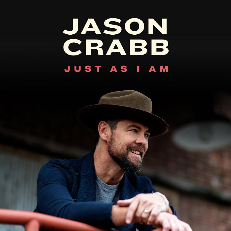 Jason Crabb photo on album cover