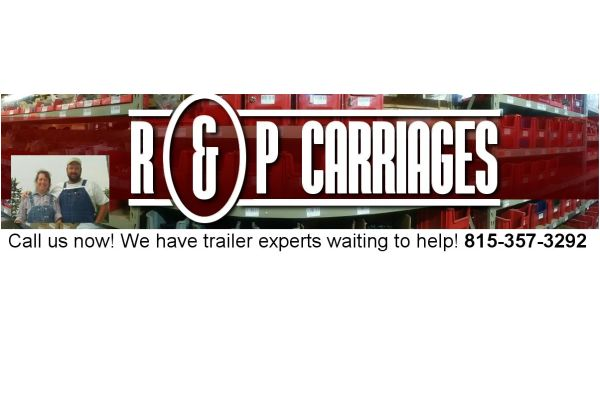 RP Carriages Logo