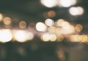 simple background lights bubbles