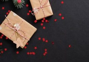 end of year giving presents christmas